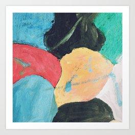 Abstract C4 Art Print