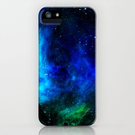 ζ Tegmine iPhone Case