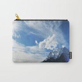 sunny day in the mountains Carry-All Pouch