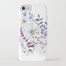 Wildflowers V iPhone Case