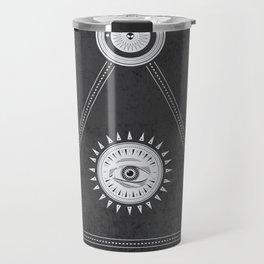 Cosmic Trinity Travel Mug