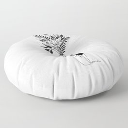 Fragile Floor Pillow