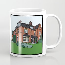 Cambridge struggles: Lucy Cavendish Coffee Mug