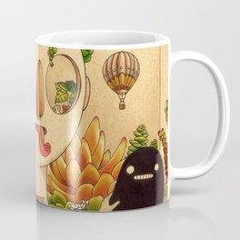 Succulent Man Coffee Mug