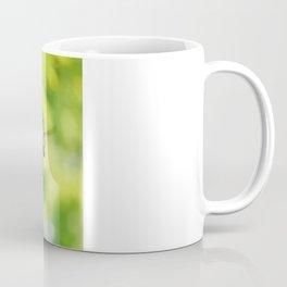 Hummingbird at the Flowers Coffee Mug