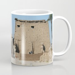 Temple of Luxor, no. 12 Coffee Mug
