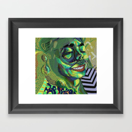 Will I Notice? Framed Art Print