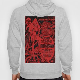 The Ballad of Red Sonja - exclusive EP front cover Hoody