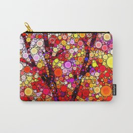 Planting Cherry Trees Carry-All Pouch