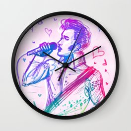 Elvis Wall Clock