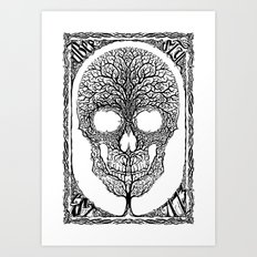 Anthropomorph II Art Print