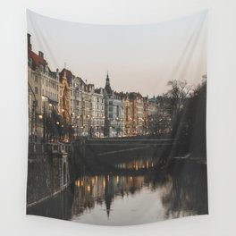 Prague, Czechia Wall Tapestry