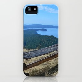 VIEW FROM TURTLEHEAD iPhone Case