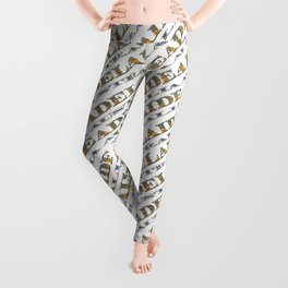 Elder Park Elegance (poster edition) Leggings