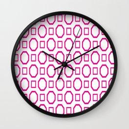 Happy Chic Wall Clock