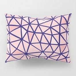 Broken Blush Pillow Sham