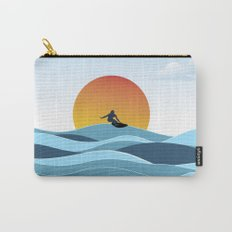 Surfing 1 Carry-All Pouch