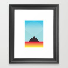 zrg Framed Art Print