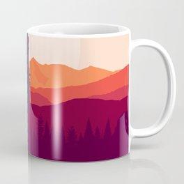 Bark At The Moon Coffee Mug