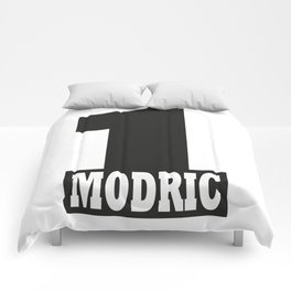 Luka Modric named number 1 of the world Comforters