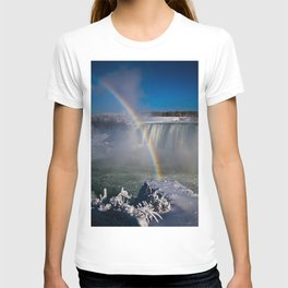 falls misty rainbow - 2 T-shirt