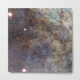 Tarantula Nebula 3 Metal Print