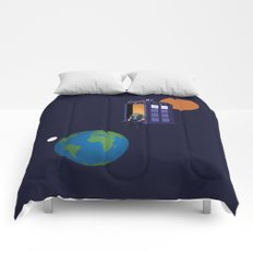 A WhoView Comforters