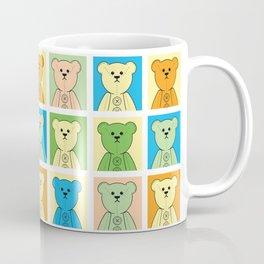 Grumpy Teds Pastel Block Coffee Mug
