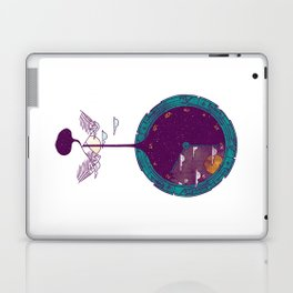 Night Falls Laptop & iPad Skin
