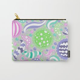 Candy Store Pattern Print Carry-All Pouch