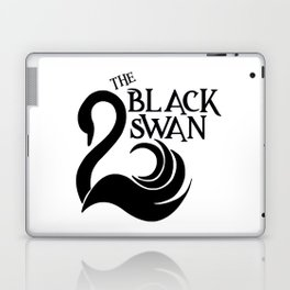 The Black Swan Laptop & iPad Skin