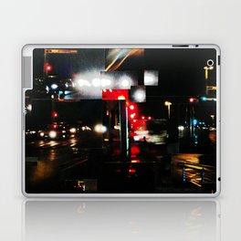 CALZADA DE NOCHE Laptop & iPad Skin