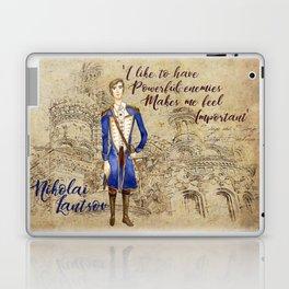 Nikolai Lantsov Laptop & iPad Skin
