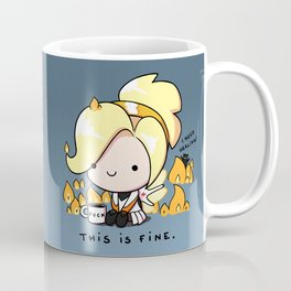 Mercy Is Fine Kaffeebecher