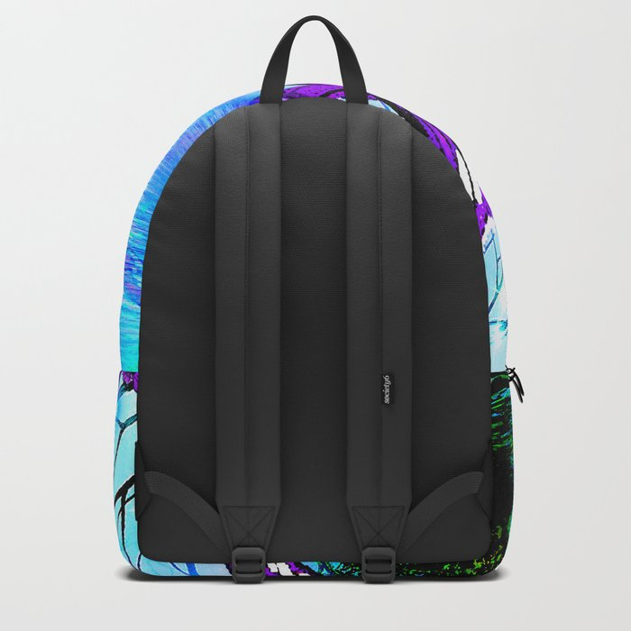 BUTTERFLY REFLECTIONS Backpack