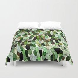 Green Grass Of Summer Duvet Cover