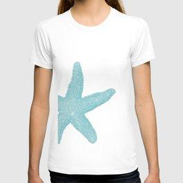 Aqua Starfish T-shirt
