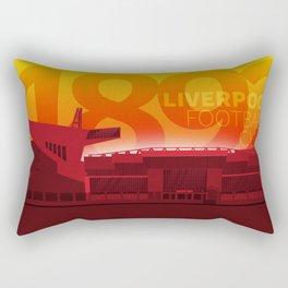 Anfield - LFC 1892 Rectangular Pillow