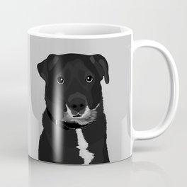 The Dashing Mixed-Breed Dog Coffee Mug