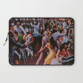 Nightlife by Archibald Motley Laptop Sleeve