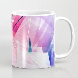 Enlighten - Geometric Abstract Art Coffee Mug