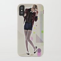 8 bit iPhone & iPod Cases featuring 8 Bit by MCGRORY