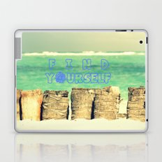 Find yourself Laptop & iPad Skin