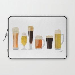 Beer Mugs Laptop Sleeve