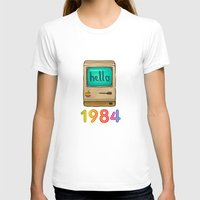 1984 T-shirts featuring 1984 by Laura Wood