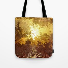 Reflection of Desire Tote Bag