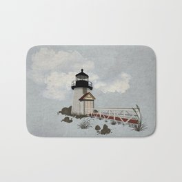 Brant Point Light Bath Mat
