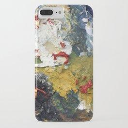 Oil Paint Texture iPhone Case