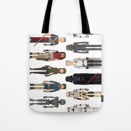 Rogue One Characters Tote Bag