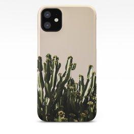 cactus nature x iPhone Case